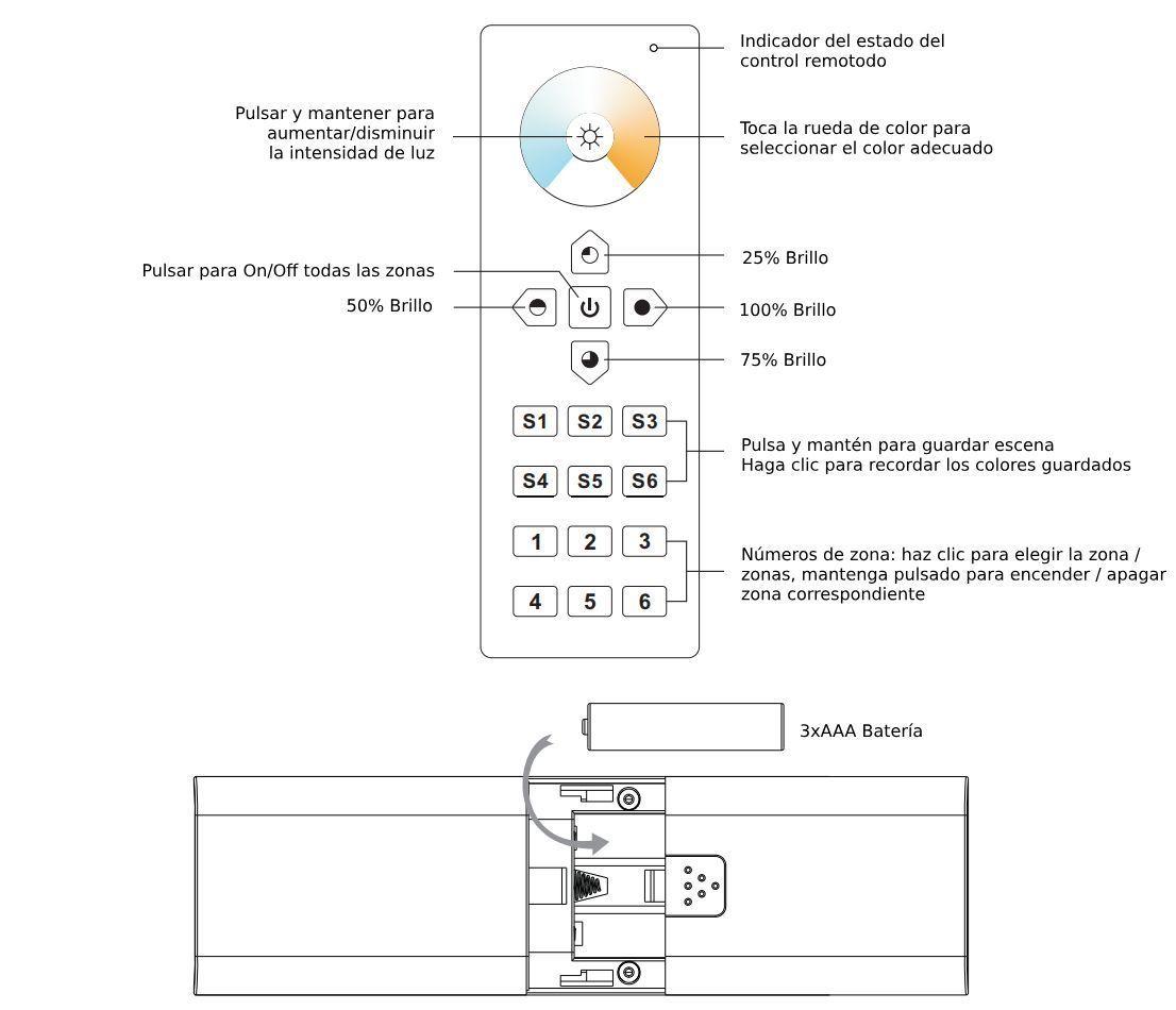GPT-M700CCT-instrucciones