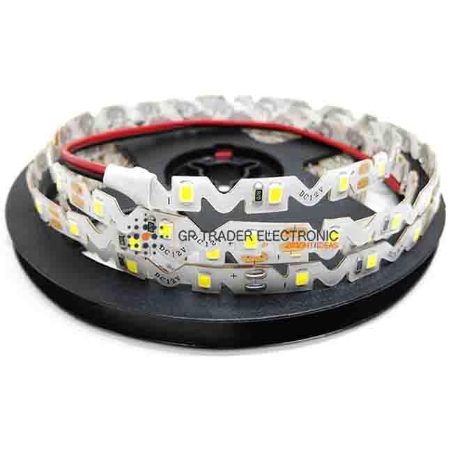 Tira de LED contorno zig zag