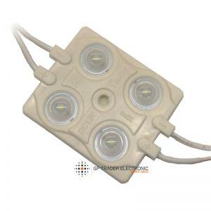modulo 4 diodos 160 grados apertura frontal