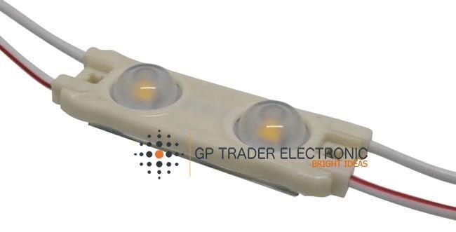 Módulo LED 2835 óptica 160 2