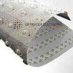 Placa LED flexible