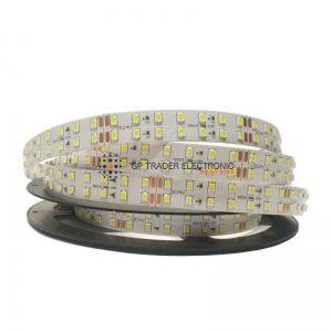 LED flexible double line strip