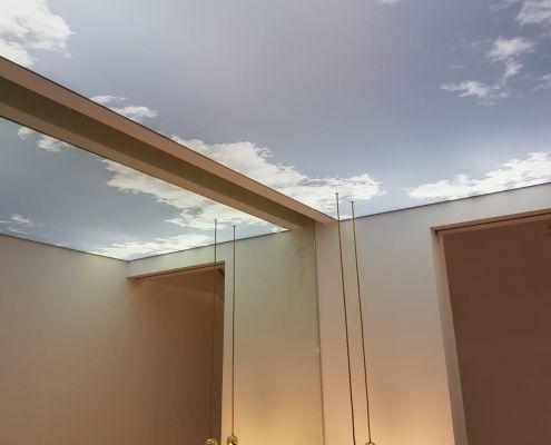 techo tela tensada