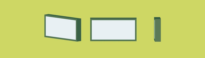 caja-luz banner green
