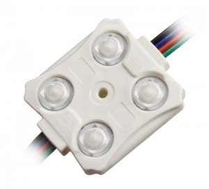 Módulo LED RGB 24V 160 grados de apertura